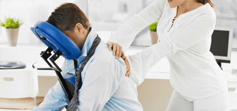 Does Workplace Massage Increase Productivity & Improve Corporate Culture